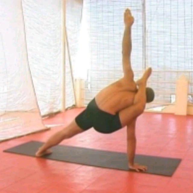 How to do: Kala Bhairavasana Sequence - Step 15