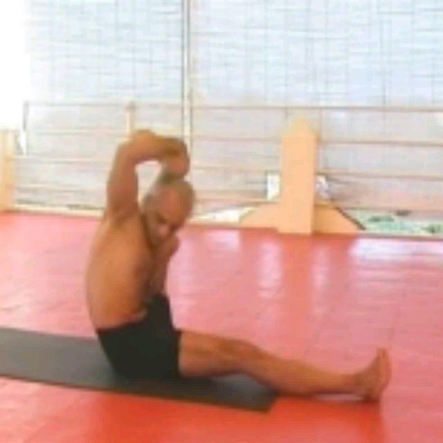 How to do: Kala Bhairavasana Sequence - Step 25