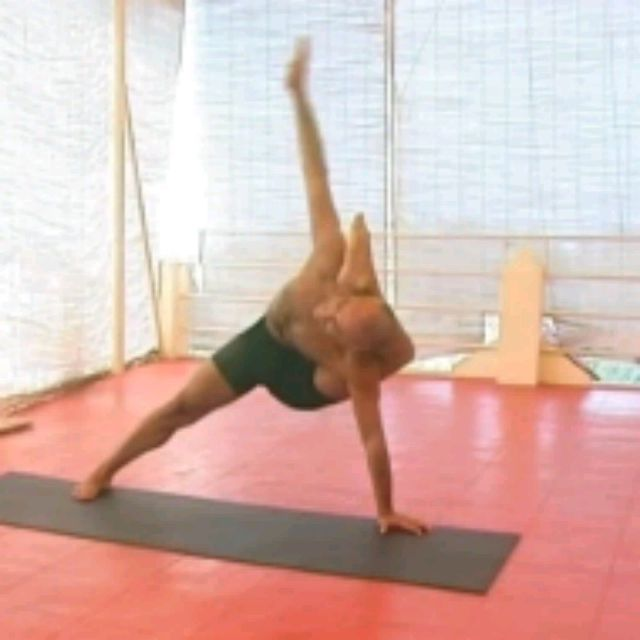 How to do: Kala Bhairavasana Sequence - Step 29