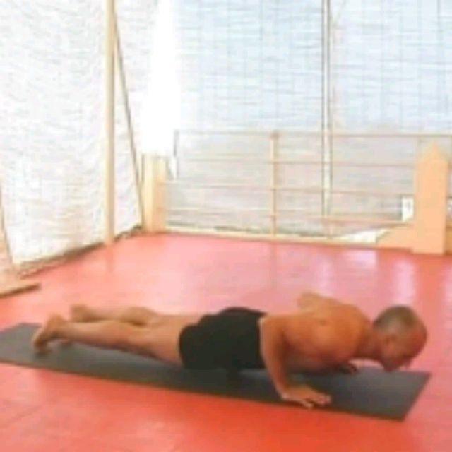 How to do: Kala Bhairavasana Sequence - Step 32