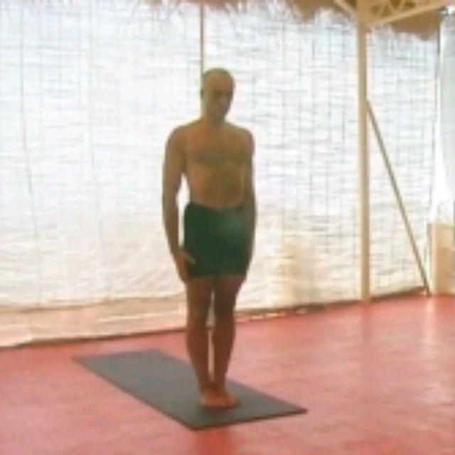 How to do: Kala Bhairavasana Sequence - Step 36