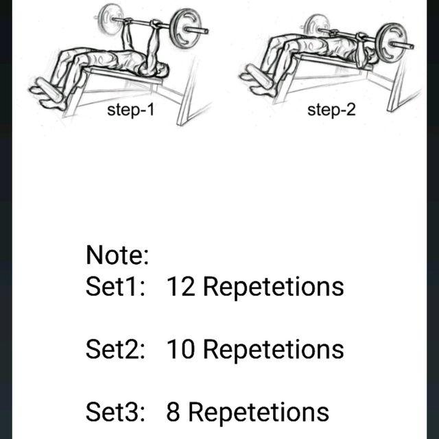 How to do: DECLINE PRESS ! ! ! - Step 1