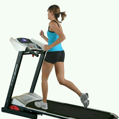 Treadmill Running, Speed 13