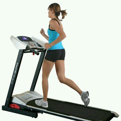 Treadmill Running, Speed 10