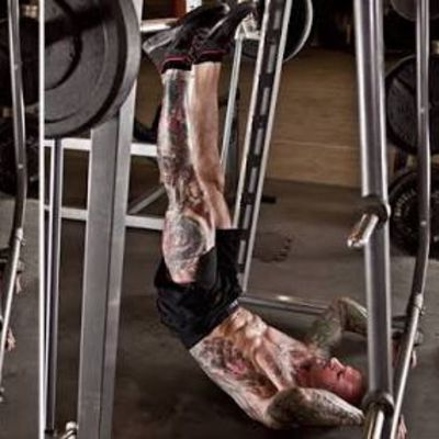 Smith Machine Hip Raise