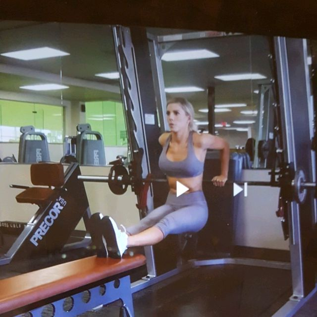 How to do: Machine: Elevated Chest Dips - Step 2