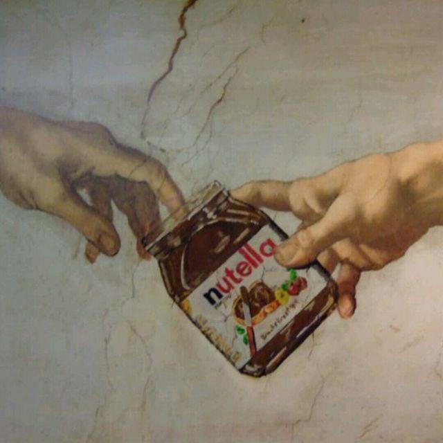 Nutella Bonding *HW*