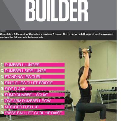 Shredz Builder