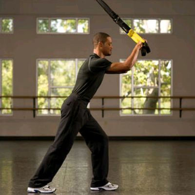 TRX Overhead Triceps Extension