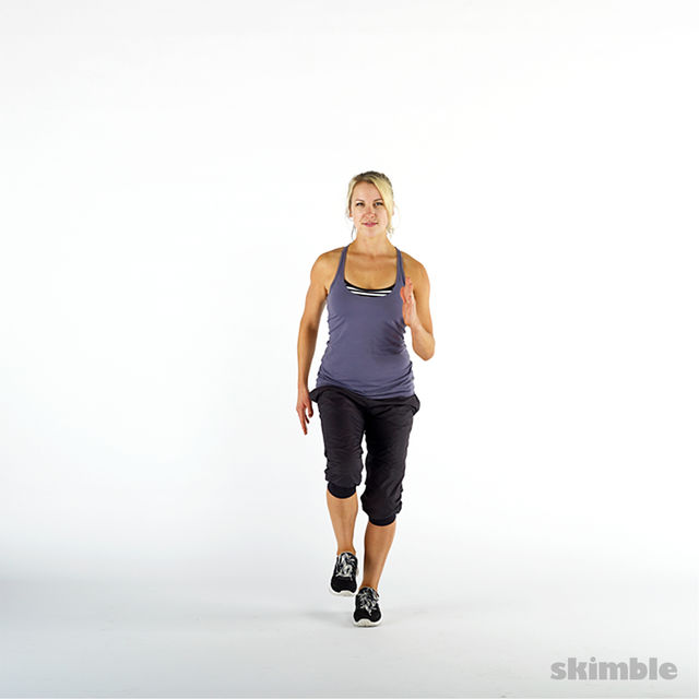 Intermediate Level Tabata