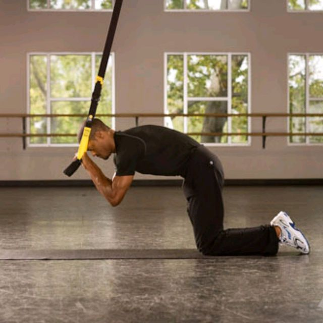 How to do: TRX Front Rollout - Step 2