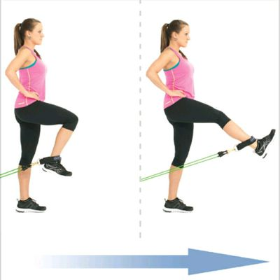 Forward Leg Extensions