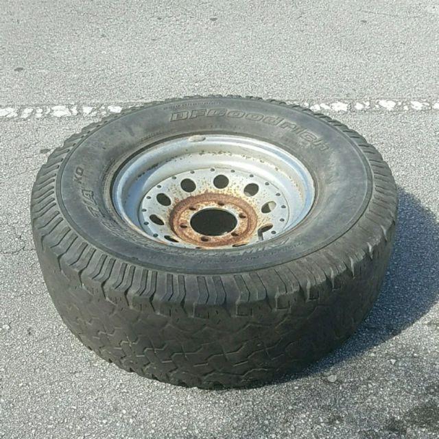 How to do: Tire Flip - Step 1