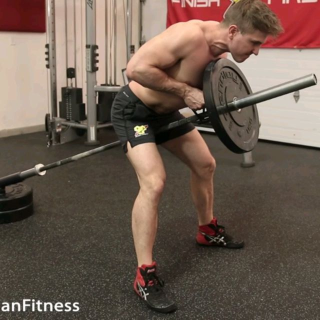 How to do: T-Bar Row - Step 1