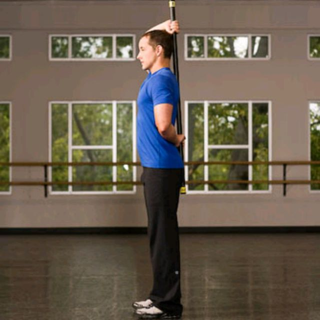 How to do: Hip Hinge - Step 2