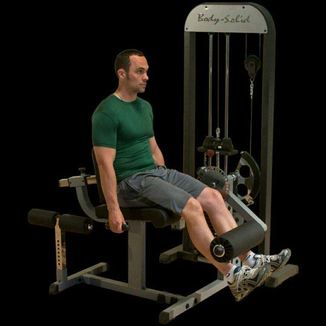 How to do: Leg Lift Bowflex - Step 1