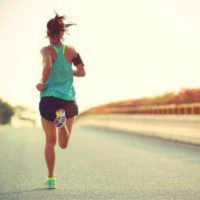 400m Run