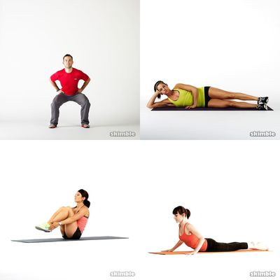Home Exercise Routine
