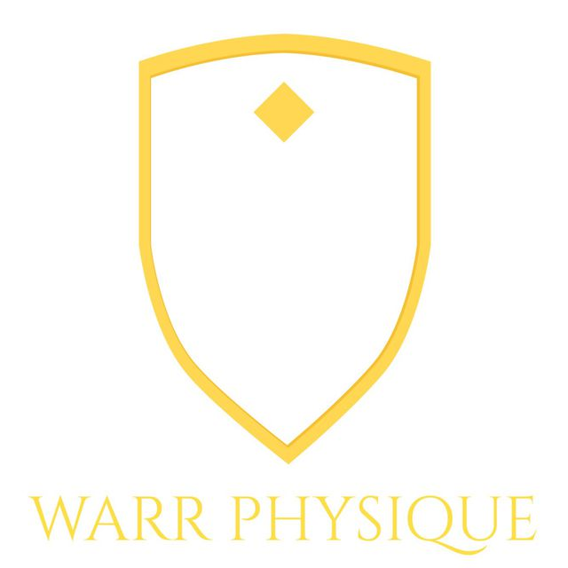 WARR PHYSIQUE - Back/ Biceps 1