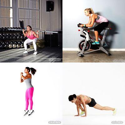 Everyday Workout Basic