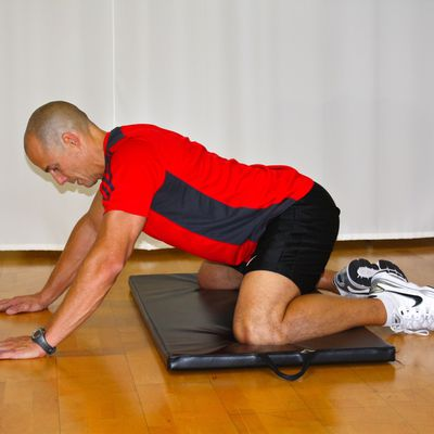 Adductor (short) Stretch