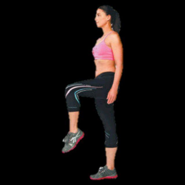 How to do: Balance On 1 Leg - Step 1