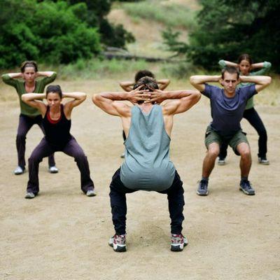 Mel's Power Workout