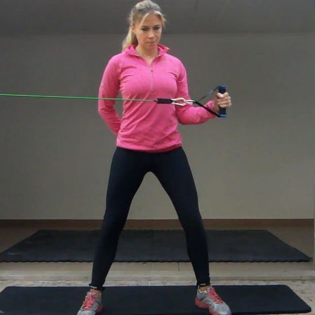 How to do: Active Resisted External Rotation - Step 2