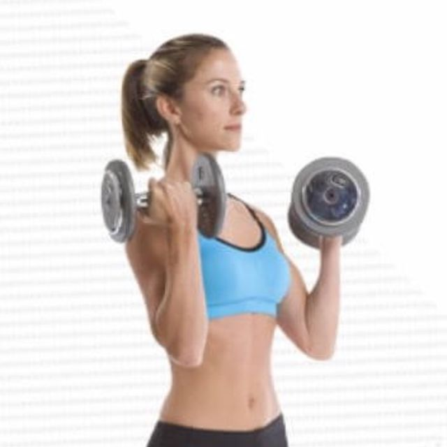 How to do: Basic Bicep Curl - Step 4