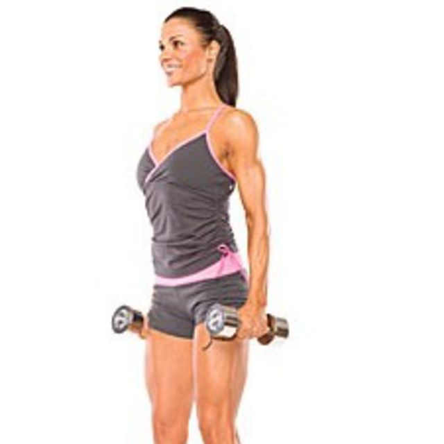 How to do: Basic Bicep Curl - Step 5