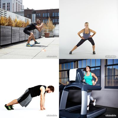 Legs/lower body