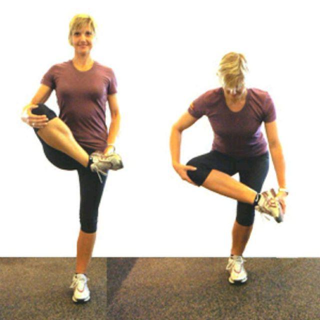 How to do: Cradle Stretch - Step 1