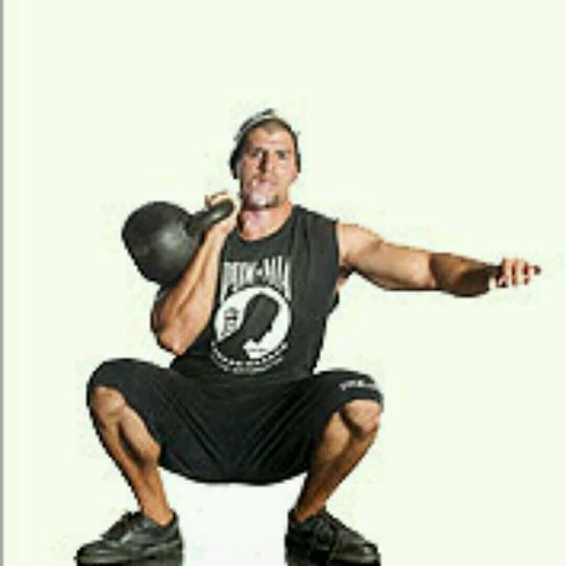 How to do: Kettlebell Sots Press - Step 1