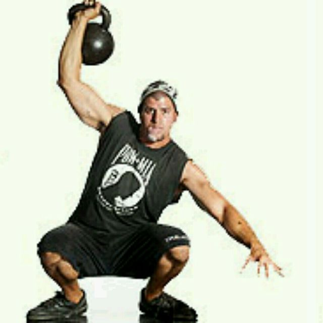 How to do: Kettlebell Sots Press - Step 2