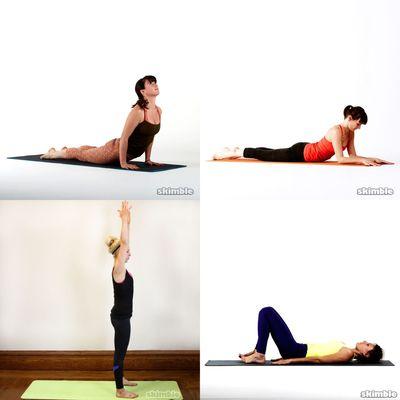 Back Strengthen Exercises