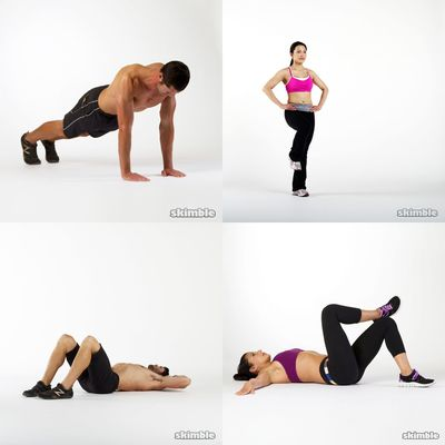 Short Workouts