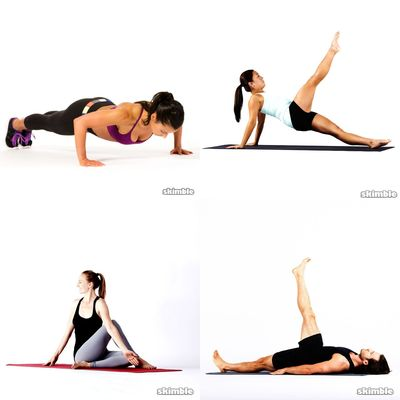 Abs And Yoga
