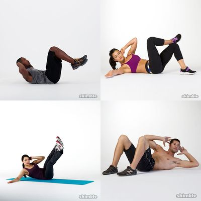 FOR BEAUTIFUL ABS