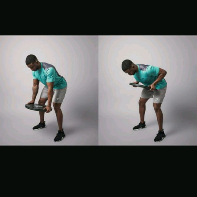 How to do: WP Bent Over Row - Step 1