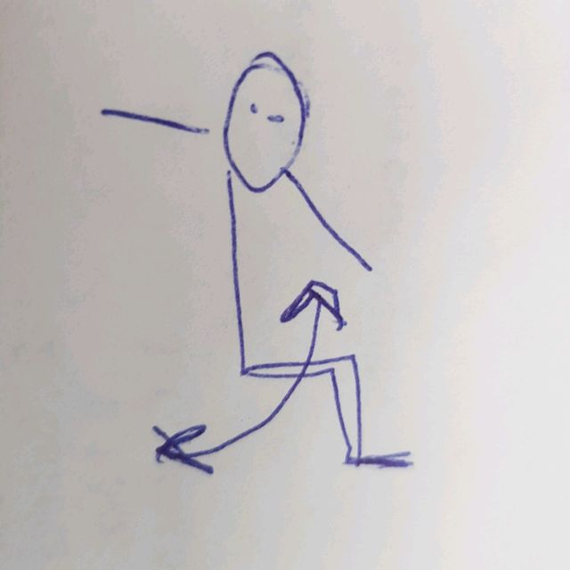 How to do: Лежа Повороты В Сторону - Step 1