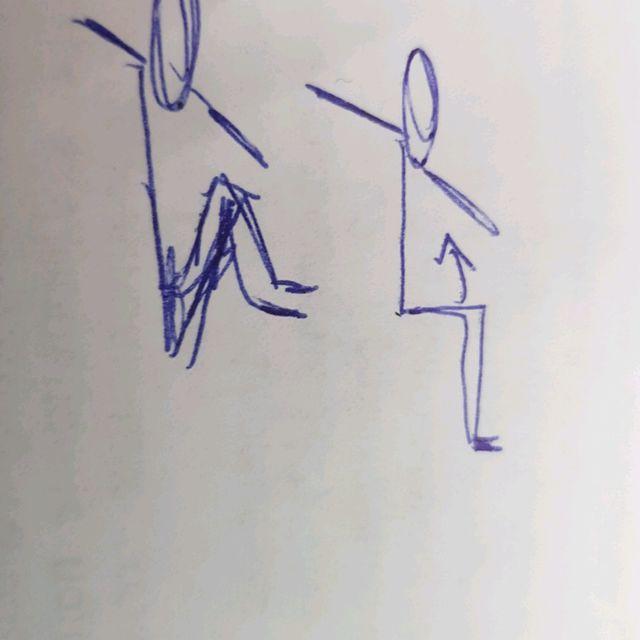 How to do: Лежа Колени К Груди - Step 1