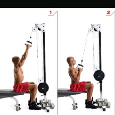 Metabolic/Strength Tri Set 1