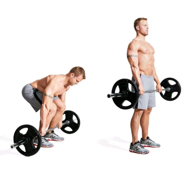 How to do: Deadlift - Step 1