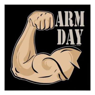 Arms Day 20