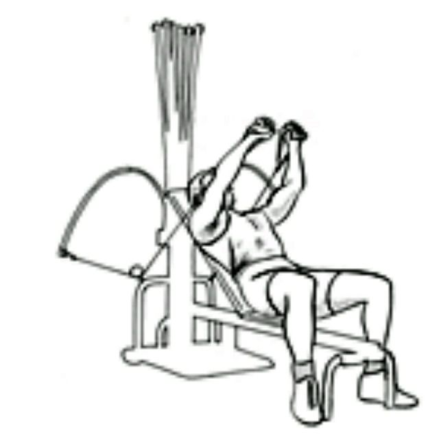How to do: Bowflex Bench Press - Step 2