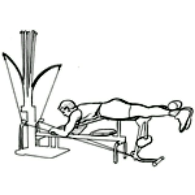 How to do: Bowflex Seat Leg Curl - Step 1