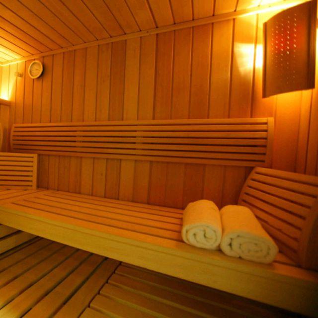 How to do: Sauna - Step 1