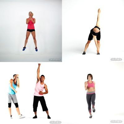 Moves that Groove Weight Loss Workout