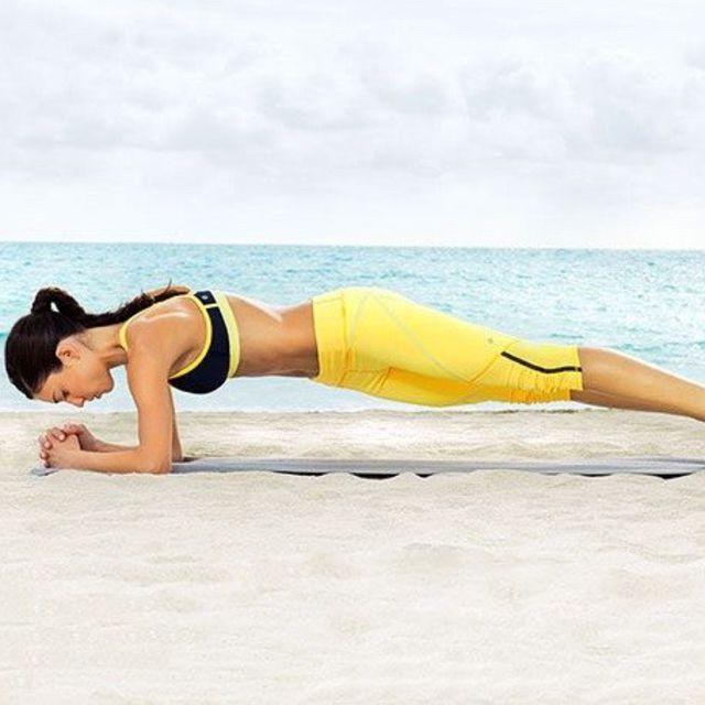 How to do: Basic Forearm Plank - Step 2