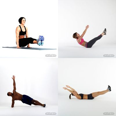 Differents Workouts